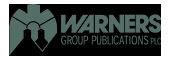 Warners Group Publications Plc Logo