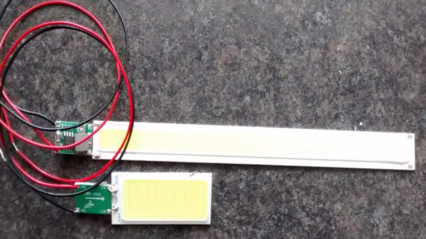 21w flourescent modified to 2w led 150 how to motorhome led light panel with vr 1 smallg freerunsca Image collections