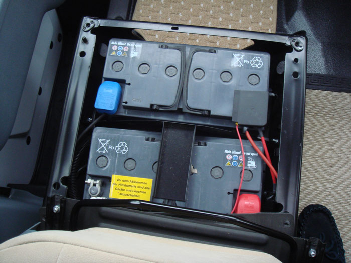 Battery charger pc 100hb t hints and tips motorhomes forum two batteries under seat 2g cheapraybanclubmaster Images