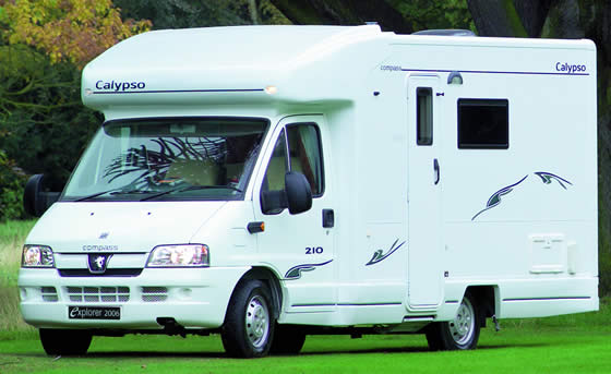 Electrical Problems - Compass Calypso 210 | Motorhome Matters